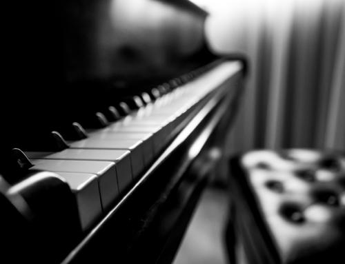 Λεύκωμα διαγωνισμού πιάνο 2019